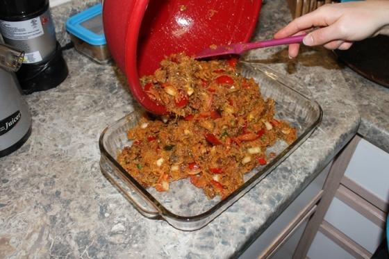 baked-spaghetti-squash-casserole-pan
