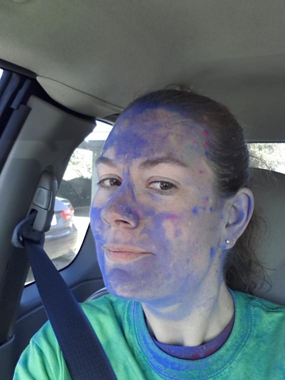 paintedface